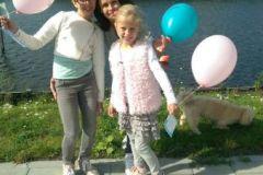 Ballonnen optocht