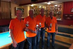 Finale Oranjebiljart 2019