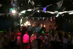 Rick Hogenboom Frisdance Ton knuppelen