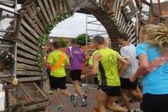Marathon bij het Schoolplein