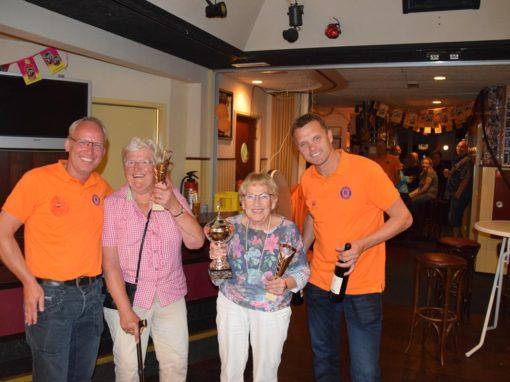 Oranje Bridgedrive 2016