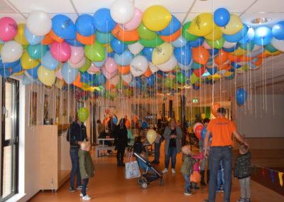 Ballonnenoptocht 2017