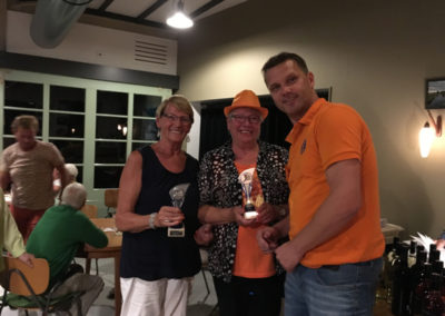 Oranje Bridgedrive 2018