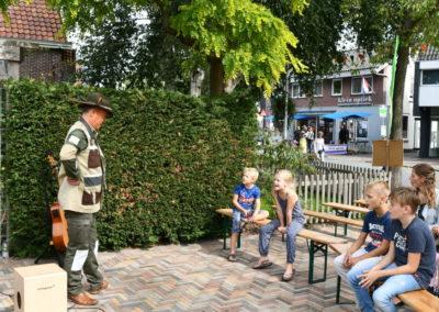 Straattheaterfestival Uitkaik 2018-19